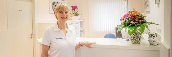 Rundgang in der Allgemeinarztpraxis Wendelstein Dr. med. Birgit Kroll