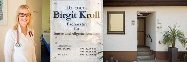 Anfahrt zur Allgemeinarztpraxis Wendelstein - Dr. med. Birgit Kroll